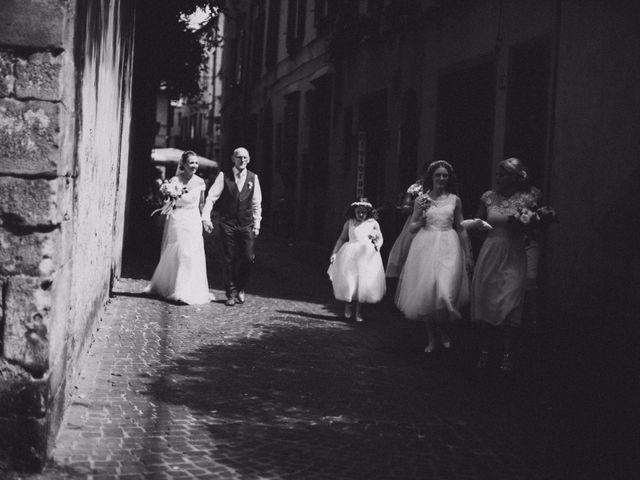Il matrimonio di Kevin e Marian a Lucca, Lucca 6