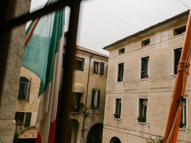 Il matrimonio di Mauro e Paola a Asolo, Treviso 15