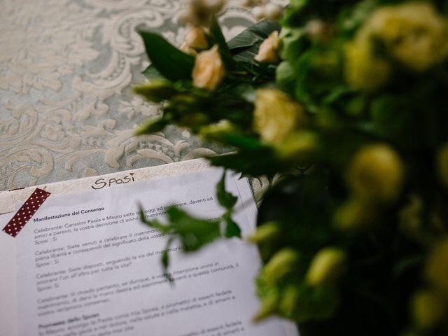 Il matrimonio di Mauro e Paola a Asolo, Treviso 17