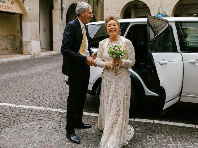 Il matrimonio di Mauro e Paola a Asolo, Treviso 18