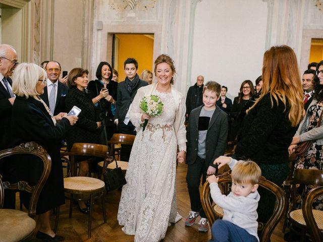 Il matrimonio di Mauro e Paola a Asolo, Treviso 21