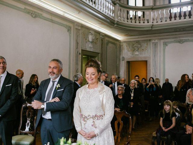 Il matrimonio di Mauro e Paola a Asolo, Treviso 22