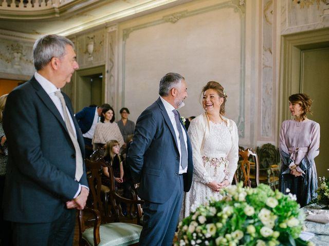 Il matrimonio di Mauro e Paola a Asolo, Treviso 23