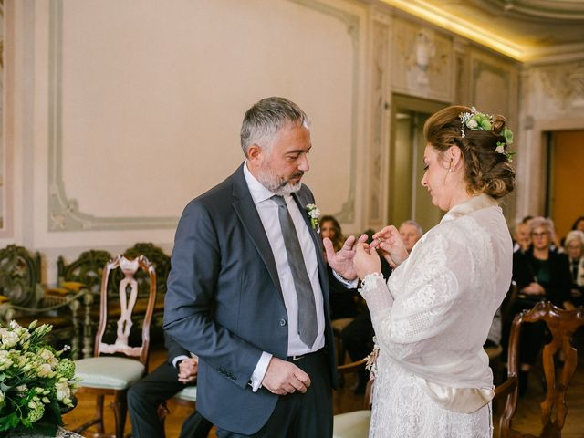 Il matrimonio di Mauro e Paola a Asolo, Treviso 26