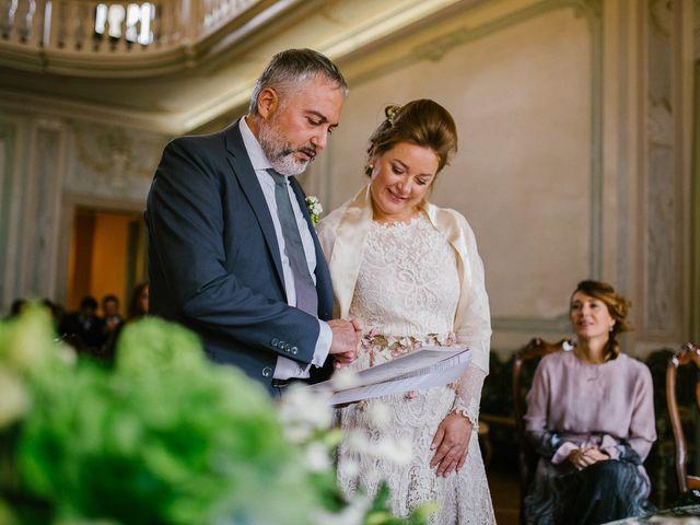 Il matrimonio di Mauro e Paola a Asolo, Treviso 27