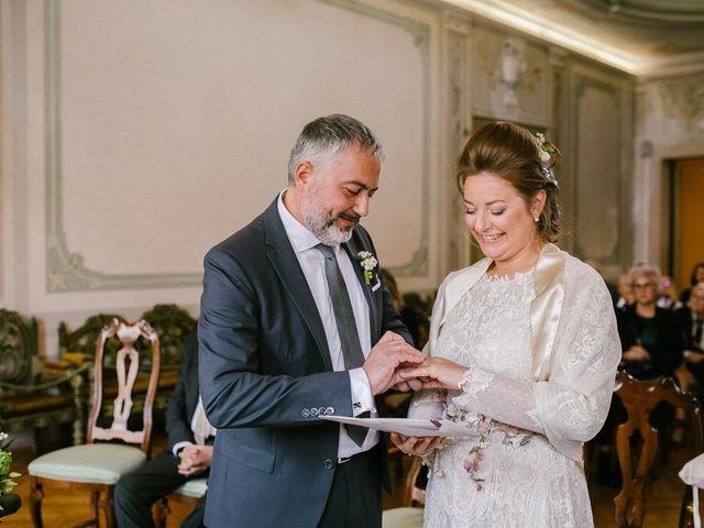 Il matrimonio di Mauro e Paola a Asolo, Treviso 28