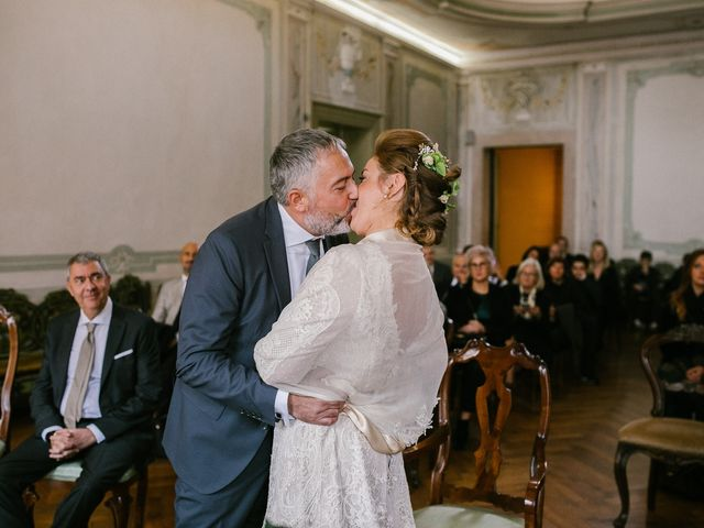 Il matrimonio di Mauro e Paola a Asolo, Treviso 30