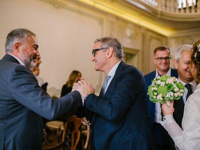 Il matrimonio di Mauro e Paola a Asolo, Treviso 34