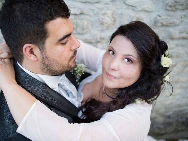 le nozze di Maddalena e Marcello