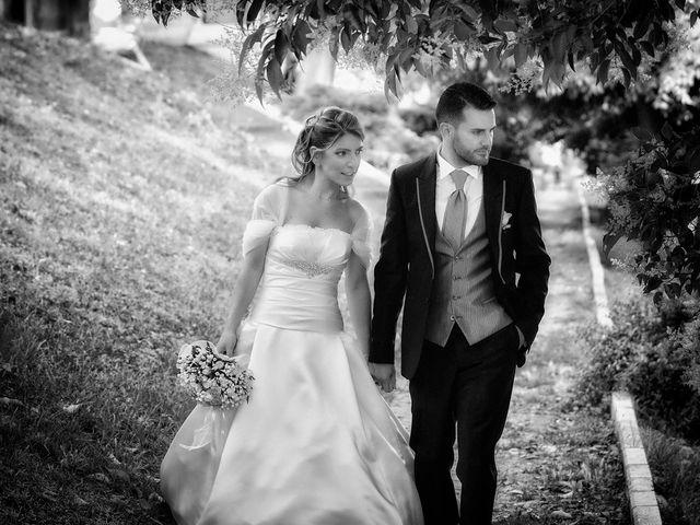 le nozze di Laura Maria e Alessandro