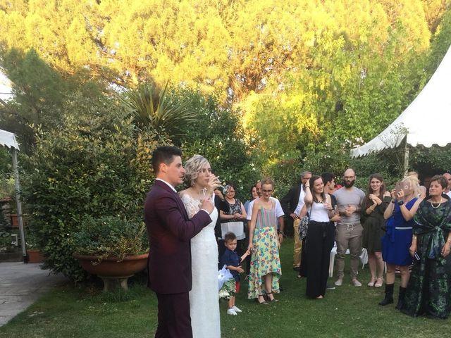 Il matrimonio di Mirko e Pamela a Castiglion Fibocchi, Arezzo 8