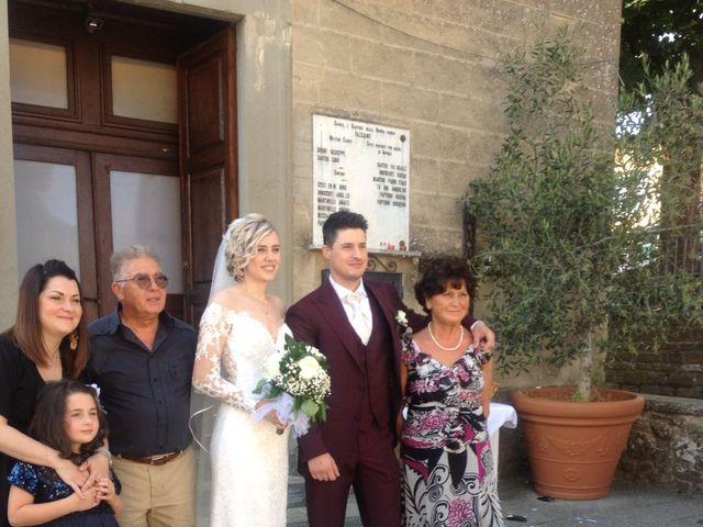 Il matrimonio di Mirko e Pamela a Castiglion Fibocchi, Arezzo 10