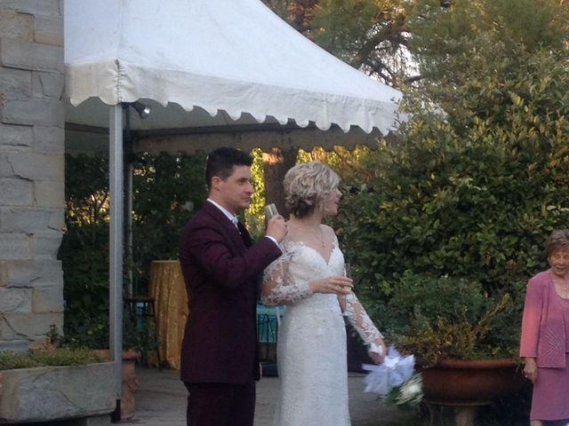 Il matrimonio di Mirko e Pamela a Castiglion Fibocchi, Arezzo 11