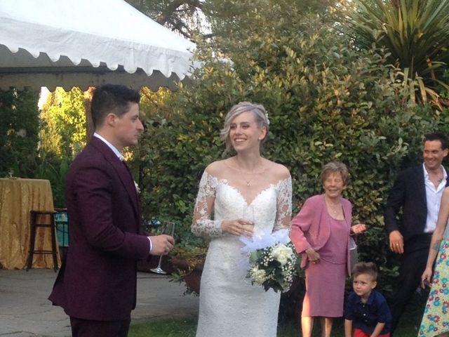 Il matrimonio di Mirko e Pamela a Castiglion Fibocchi, Arezzo 12