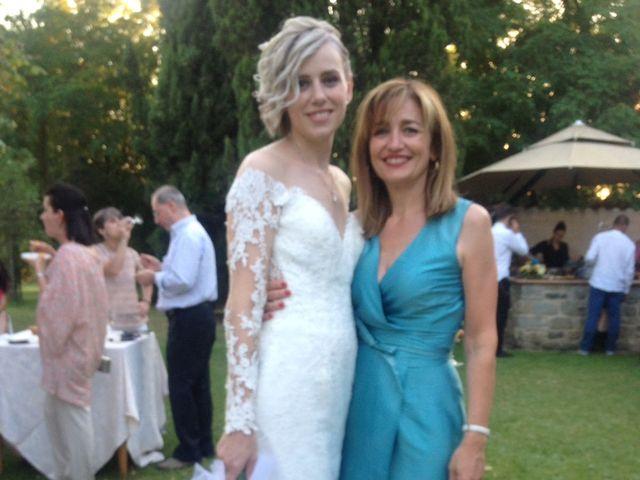 Il matrimonio di Mirko e Pamela a Castiglion Fibocchi, Arezzo 14