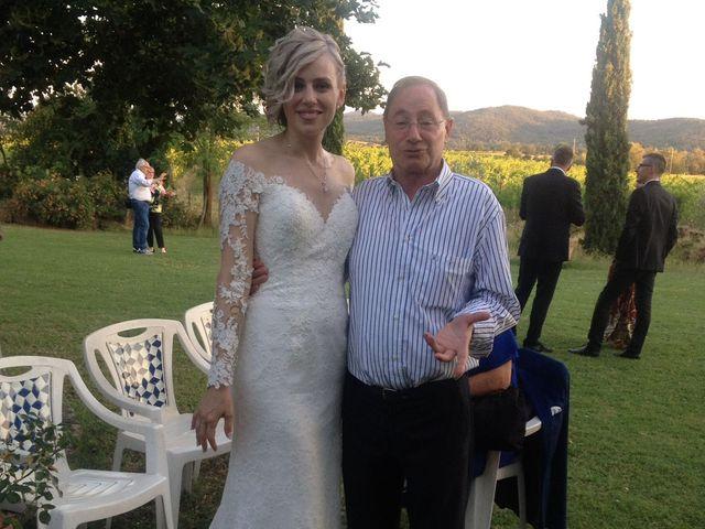 Il matrimonio di Mirko e Pamela a Castiglion Fibocchi, Arezzo 15
