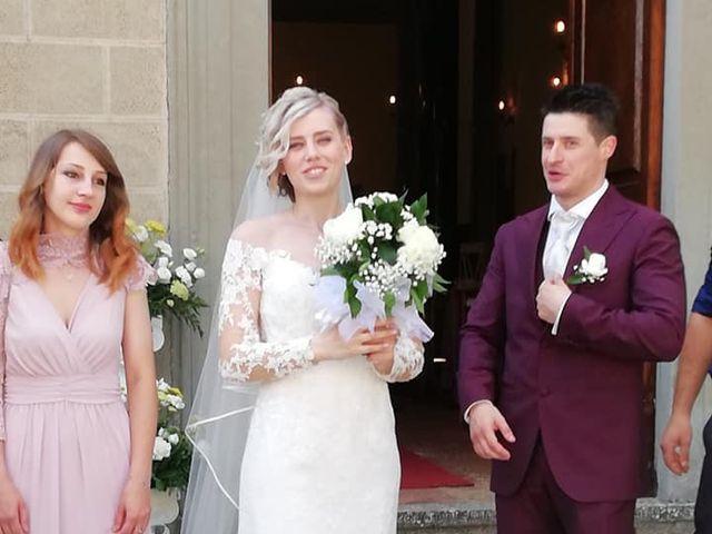 Il matrimonio di Mirko e Pamela a Castiglion Fibocchi, Arezzo 16