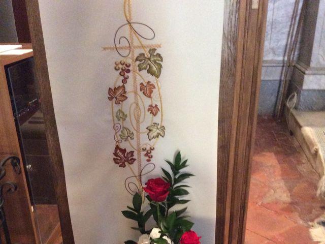 Il matrimonio di Mirko e Pamela a Castiglion Fibocchi, Arezzo 18