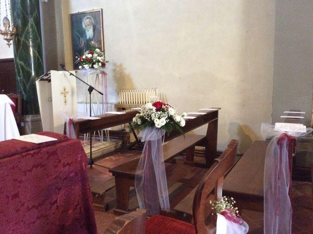 Il matrimonio di Mirko e Pamela a Castiglion Fibocchi, Arezzo 2