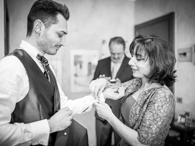 Il matrimonio di Paola e Giuseppe a Nerviano, Milano 18