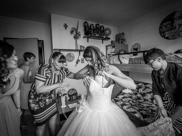 Il matrimonio di Paola e Giuseppe a Nerviano, Milano 22