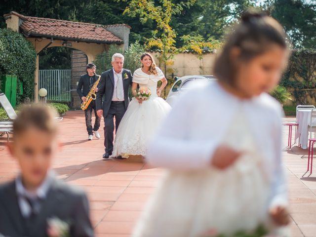 Il matrimonio di Paola e Giuseppe a Nerviano, Milano 37