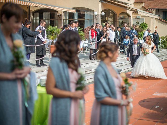 Il matrimonio di Paola e Giuseppe a Nerviano, Milano 38