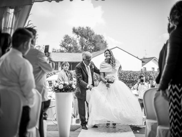 Il matrimonio di Paola e Giuseppe a Nerviano, Milano 40