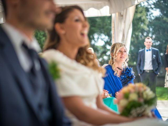 Il matrimonio di Paola e Giuseppe a Nerviano, Milano 42