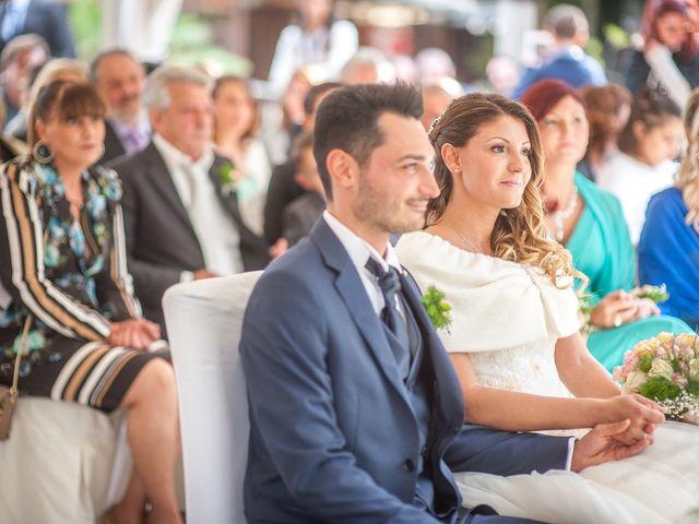Il matrimonio di Paola e Giuseppe a Nerviano, Milano 47