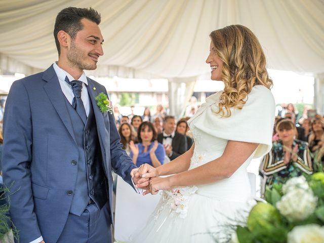 Il matrimonio di Paola e Giuseppe a Nerviano, Milano 49