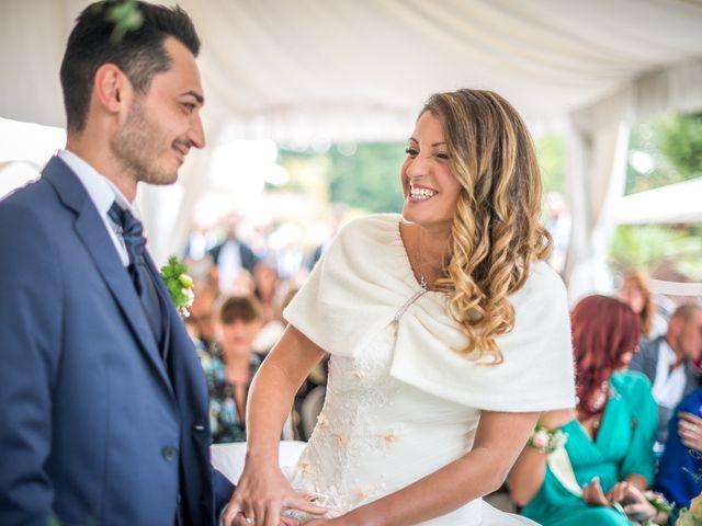 Il matrimonio di Paola e Giuseppe a Nerviano, Milano 50