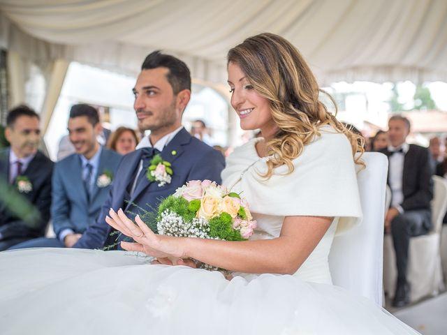 Il matrimonio di Paola e Giuseppe a Nerviano, Milano 51
