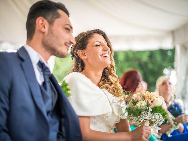 Il matrimonio di Paola e Giuseppe a Nerviano, Milano 53