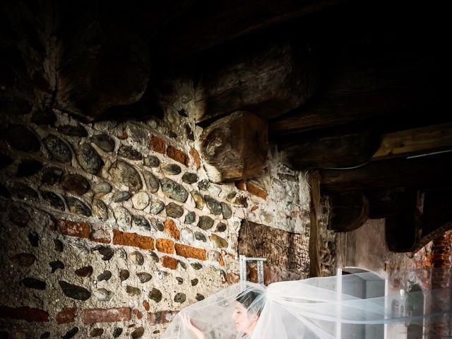 Il matrimonio di Abel e Federica a Briona, Novara 10