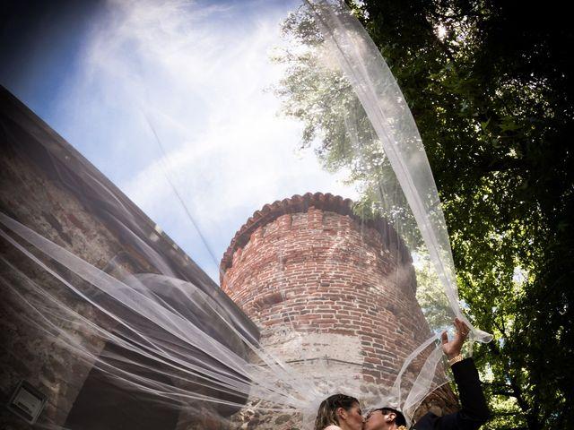 Il matrimonio di Abel e Federica a Briona, Novara 11