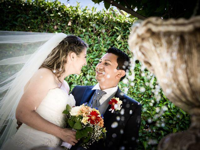 Il matrimonio di Abel e Federica a Briona, Novara 16