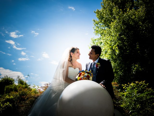 Il matrimonio di Abel e Federica a Briona, Novara 18