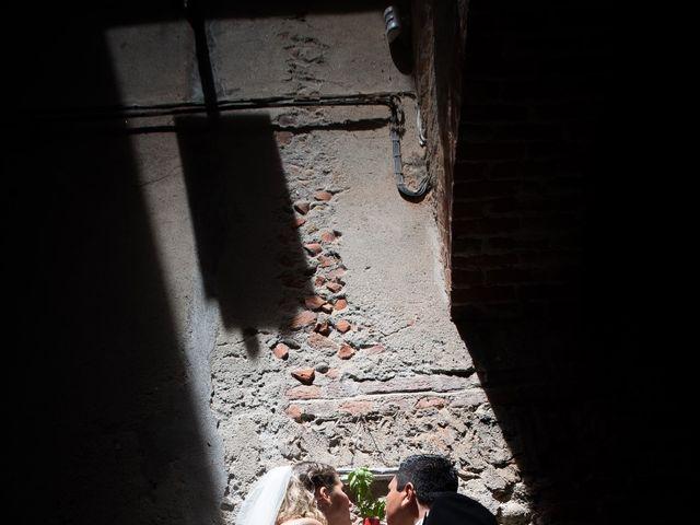 Il matrimonio di Abel e Federica a Briona, Novara 12
