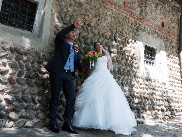 Il matrimonio di Abel e Federica a Briona, Novara 13