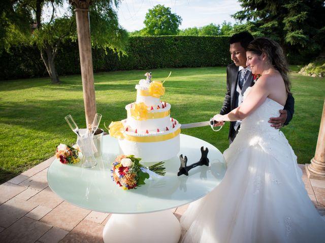 Il matrimonio di Abel e Federica a Briona, Novara 21