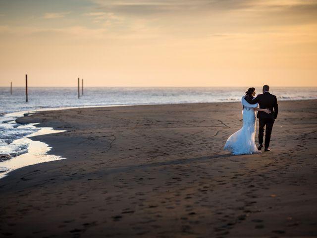 le nozze di Scilla e Massimiliano