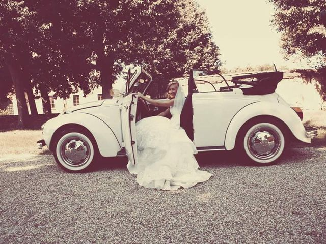 Il matrimonio di Massimo e Karin a Godiasco, Pavia 5
