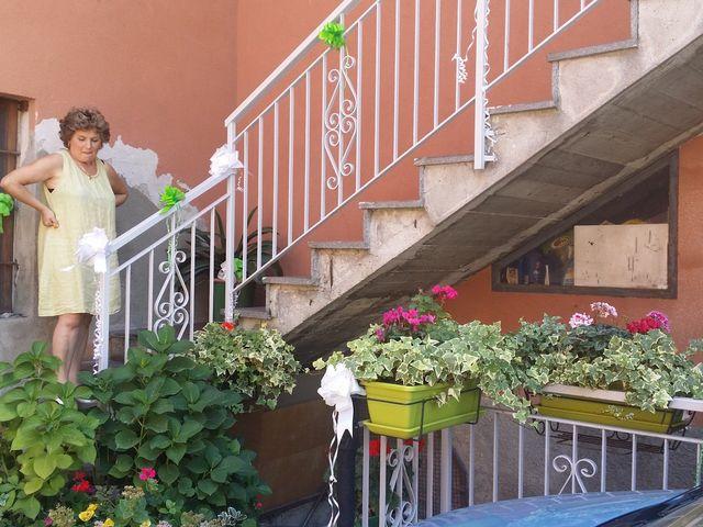 Il matrimonio di Massimo e Karin a Godiasco, Pavia 10