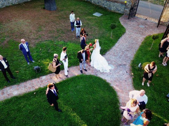 Il matrimonio di Massimo e Karin a Godiasco, Pavia 12