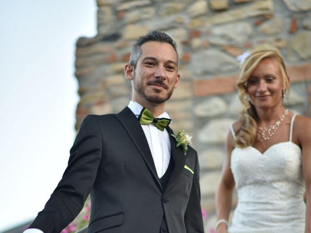 Il matrimonio di Massimo e Karin a Godiasco, Pavia 13