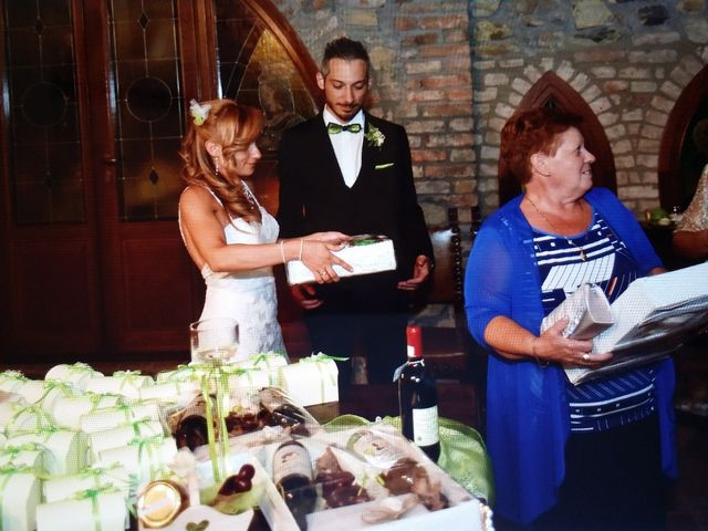 Il matrimonio di Massimo e Karin a Godiasco, Pavia 18