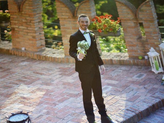 Il matrimonio di Massimo e Karin a Godiasco, Pavia 19