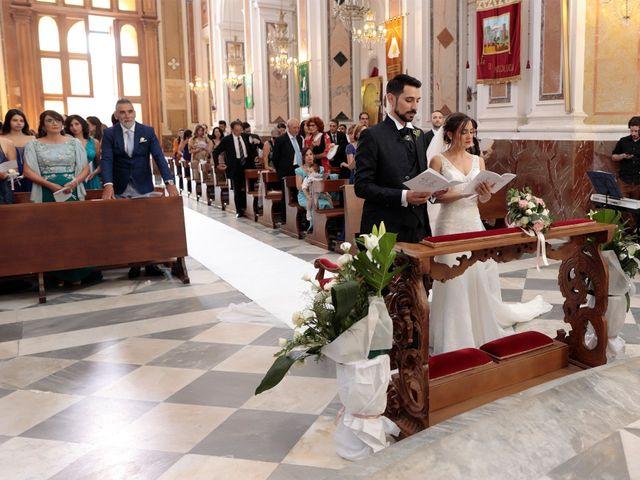 Il matrimonio di Anita e Seby a Catania, Catania 18