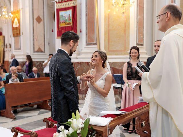 Il matrimonio di Anita e Seby a Catania, Catania 20